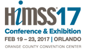 HIMSS 2016 conference February 29 - March 4 | Las Vegas