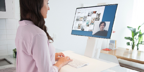 ergoIQ Live Demonstration image - Humanscale